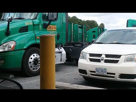 Live From Abilene Motor Express( PH And KDW Trucking VLOG)