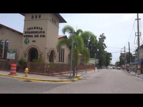 Paseando por Santa Isabel, Puerto Rico