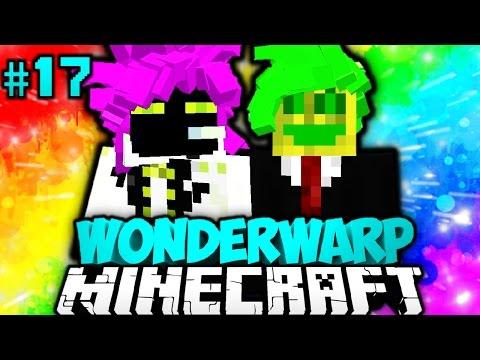 Die NEUE FRISUR?! - Minecraft Wonderwarp #017 [Deutsch/HD]