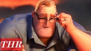 'Incredibles 2' Cast: Holly Hunter, Samuel L. Jackson,  Craig T. Nelson & More!   THR
