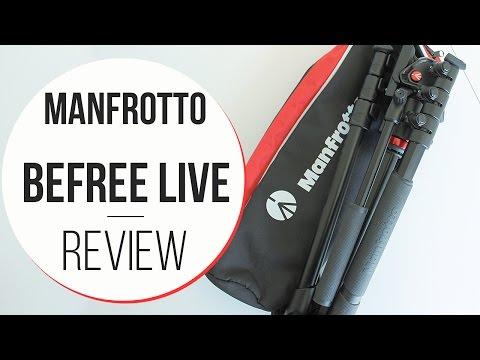 Manfrotto Befree Live Recensione | Liberi di viaggiare