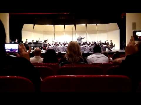 2017 Permian High School Symphonic Band - Give Us This Day
