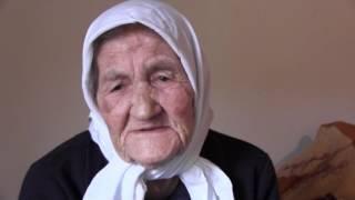 Starica Rahima Adrovic - 102 godine
