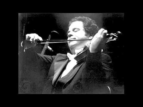 Paganini Concerto n.1 op.6 - Itzhak Perlman (live 1968)