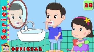 Download Mp3 #39 Ayo Sikat Gigi#jamal Mengantuk#laeli Gosok Gigi#jamal Laeli Series