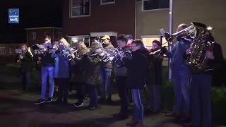 Soli Deo Gloria brengt Kerstmuziek in de wijk