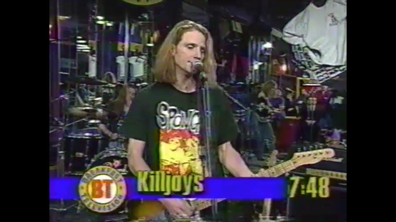 Download The Killjoys live on Breakfast Television (City TV)