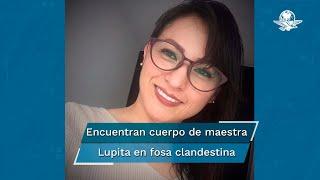 La maestra Lupita, de 32 años de edad, salió de la casa de sus padres, ubicada en el centro de Salvatierra, la mañana del 29 de febrero pasado y desde ese día no se volvió a saber de ella