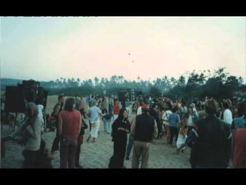 GOA Anjuna party 80s