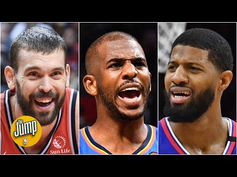 The winners and losers of 2020 NBA free agency   The Jump