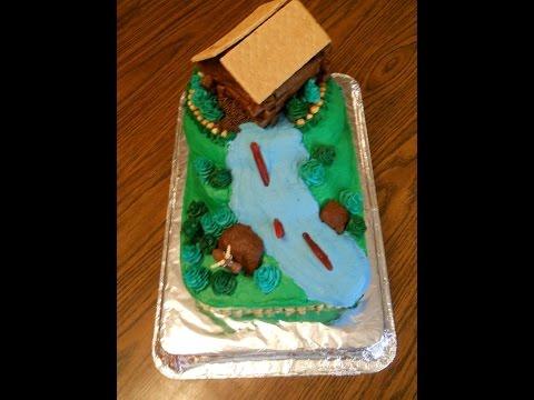 How To Make A Junior Hunters Cake