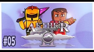 [FR]-Aether II/S2 #05 Chocolate Chinese !-[Minecraft 1.7.10]