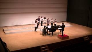 2013/6/16 コール獅子ケ谷 Vocale Festa にて 鶴見区民会館サルビアホール.