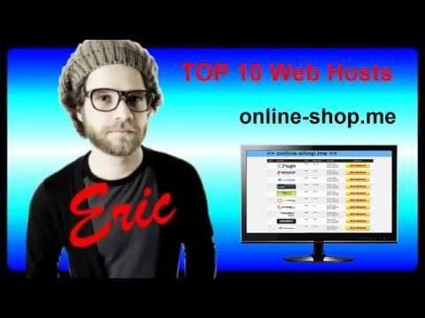 TOP 10 webhosting of 2014