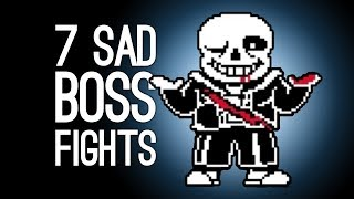 7 Heartbreaking Boss Fights That Hit You Right in the Feels