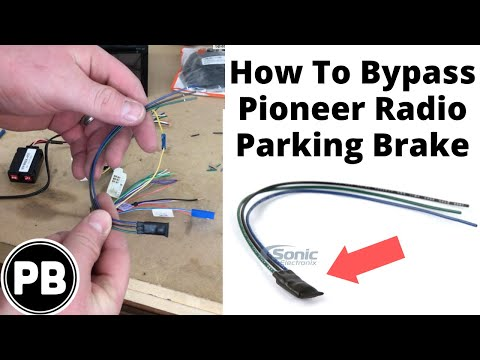 How Bypass The Video Restriction On A Pioneer Radio!