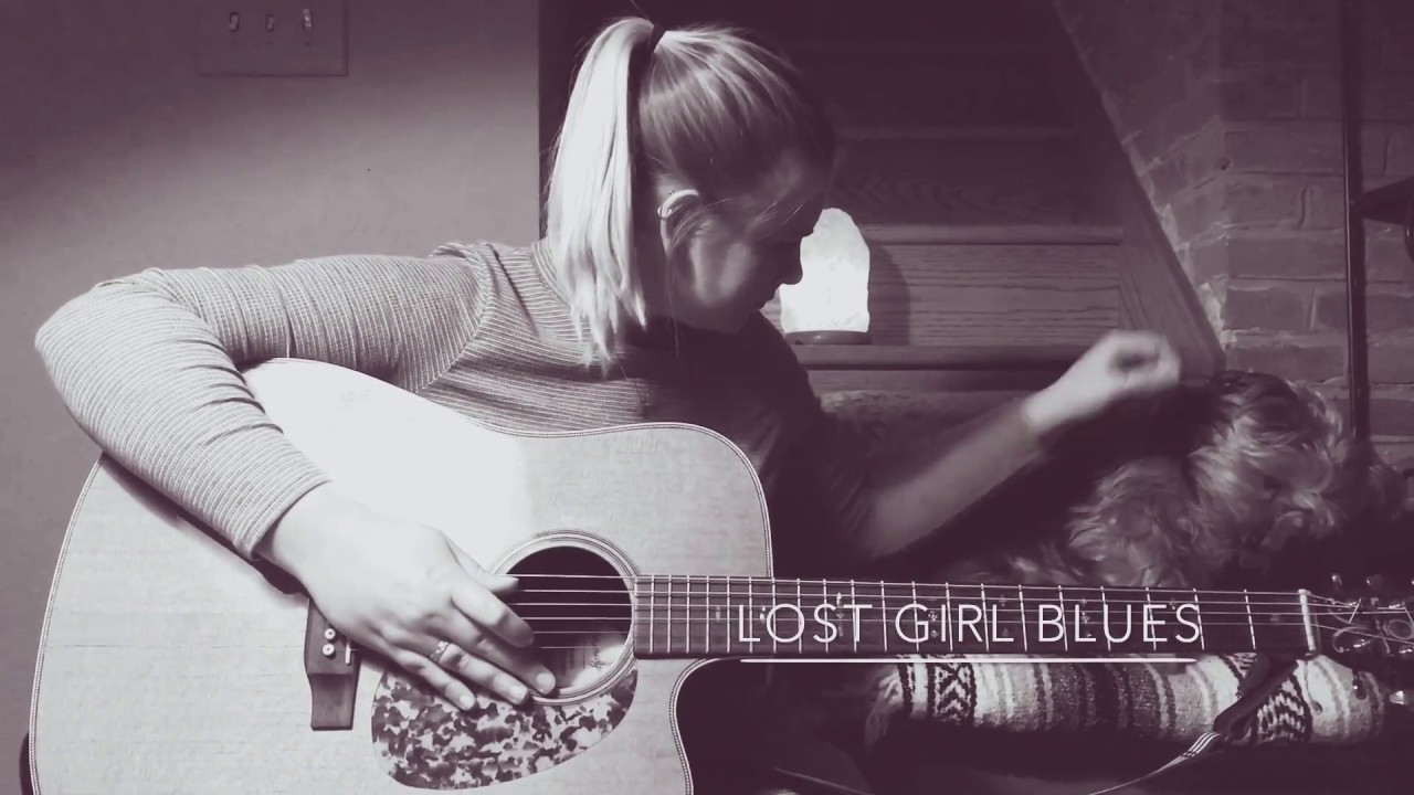 Lost Girl Blues - Taylor Steele Original