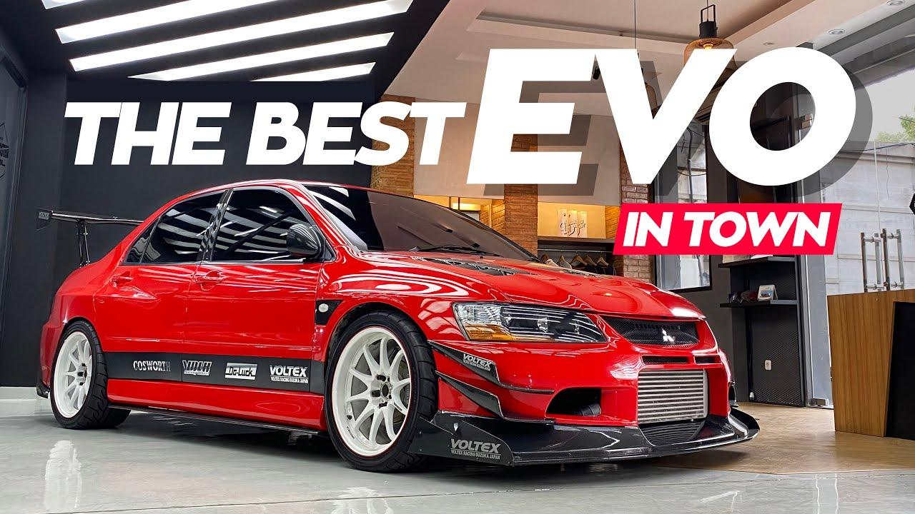 Review Lancer EVOLUTION 8 Terbaik di Indonesia