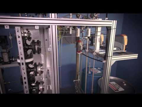 Earth Renewal Group's Reactor Skid