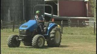 Tractor Safety on the Farm - No Extra Riders