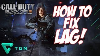 CALL OF DUTY: BLACK OPS III - HOW TO FIX LAG ON PC - ARENA GAME MODE