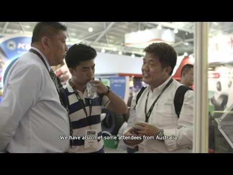 Tyrexpo Asia 2015   24 to 26 March 2015   Singapore EXPO Hall 1 & 2, Singapore