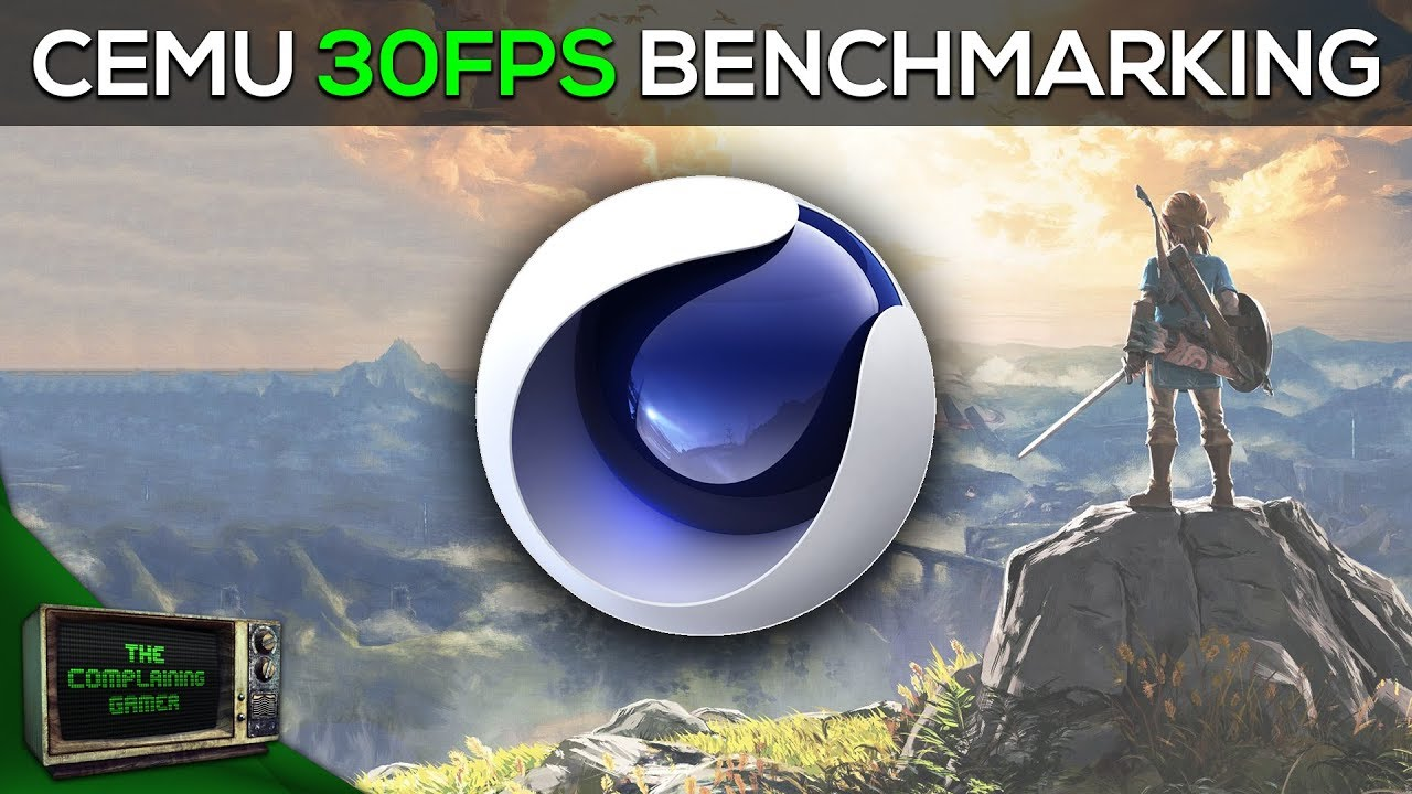 Cemu | CPU Benchmarking | Zelda Breath of the Wild | Тонны