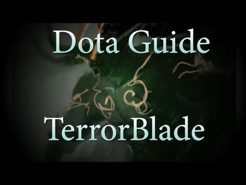 видео: dota гайд terrorblade - soulkeeper
