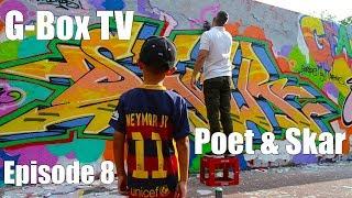 Gambar cover || G-Box TV || Episode 8 || Poet & Skar - Berlin 2017