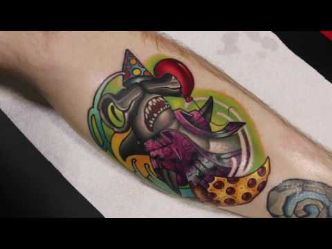 Evan Q : Tampa Tattoo Arts Convention 2016
