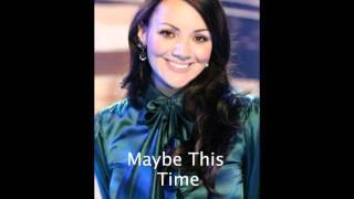 Martine McCutcheon - Maybe This Time