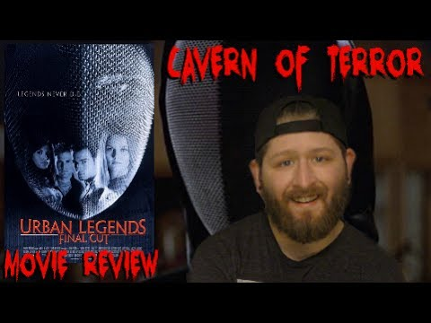 Cavern of Terror: Urban Legends: Final Cut 2000 Movie  ZACKvTBM