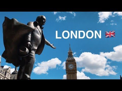London Travel Video