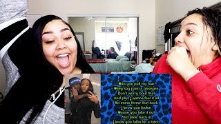 Lakeyah Danaee - Put It Down (Lyrics) Reaction | Perkyy and Honeeybee