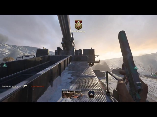 WW2 [PC] GAMEPLAY RUFFY S&D HARDCORE | eSports Fraggers