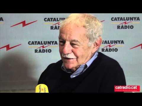 """Eduardo Mendoza a """"El Matí de Catalunya Ràdio"""" (10.04.12.)"""