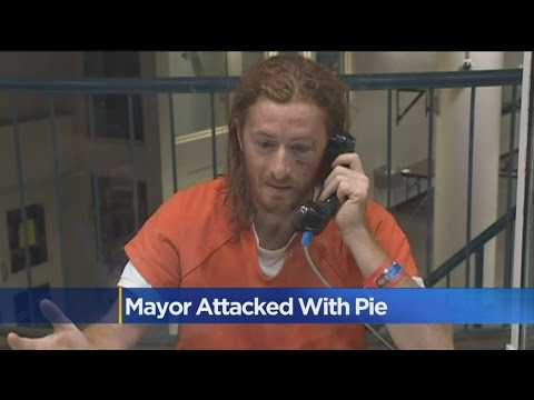 Man Who Hit Kevin Johnson With Pie Says Mayor Hasn't Done Enough For Homeless