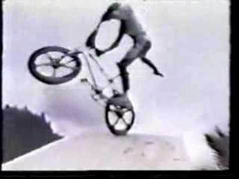 ancient bob haro footage-1983??bmx