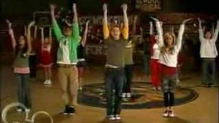 High School Musical Dance Along - We