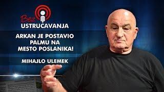 Mihajlo Ulemek - Arkan je postavio Palmu na mesto poslanika!