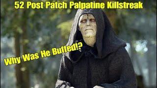 52 Broken Palpatine Killstreak - Star Wars Battlefront ll