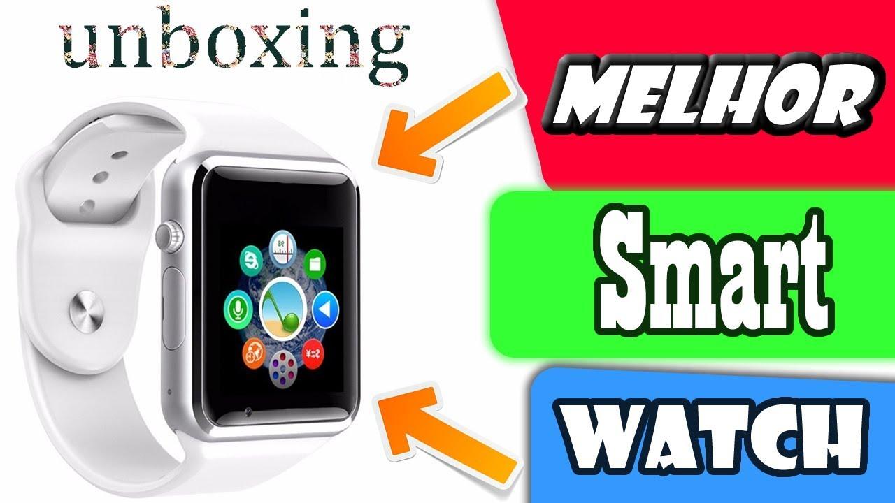 Unboxing Smartwatch A1 A Nova Geracao De Relogios Importado Aliexpress Sem Taxa