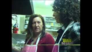 Repeat youtube video Χίλια Μίλια Συνταγές: Κεφτέδες Γιαχνί με πράσσο και σέλινο στα Τζουμέρκα !!
