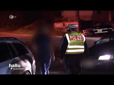 Polizeikontrolle : Koks, Stilllegung, Pöbeln...