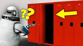 BEST SECRET ROOM IN GMOD PROPHUNT EVER! (Gmod Prophunt)