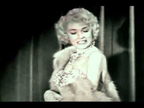 Ernie Kovacs  Edie Adams as Marilyn Monroe sings
