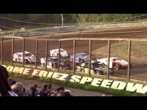 E-Mod Heat One | Eriez Speedway | 7-16-17