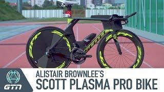 Alistair Brownlee's Scott Plasma TT