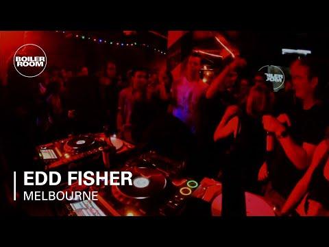 Edd Fisher Boiler Room Melbourne Night DJ Set
