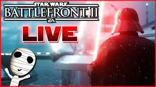 Die Stärke die einem die Macht verleiht!  🔴 Star Wars Battlefront 2 // PS4 Livestream